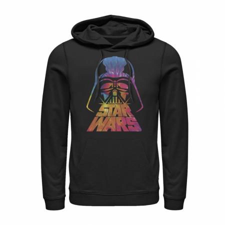 Star Wars Darth Vader Tie Dye Hoodie