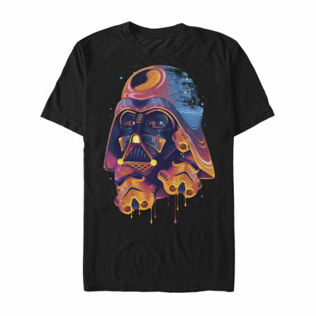 Star Wars Super Psychedelic T-Shirt