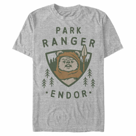 Star Wars Ewok Endor Park Ranger T-Shirt