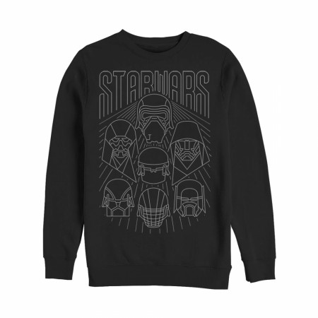 Star Wars The Rise of Skywalker Dark Side Sweatshirt