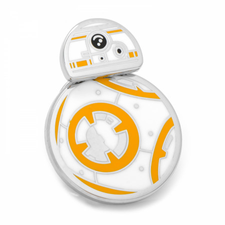 Star Wars Spinning BB-8 Lapel Pin