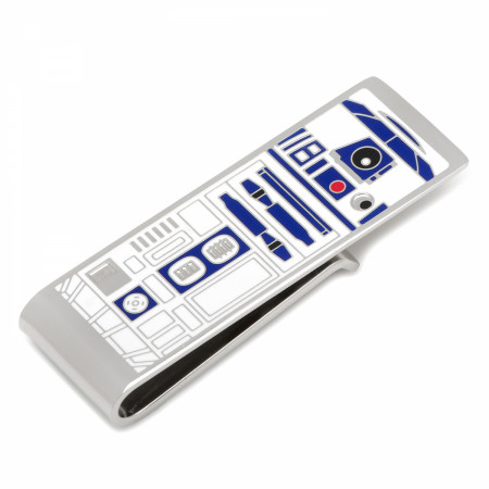Star Wars R2-D2 Money Clip