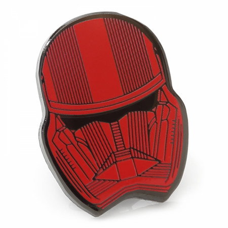 Star Wars Stormtrooper Red Lapel Pin