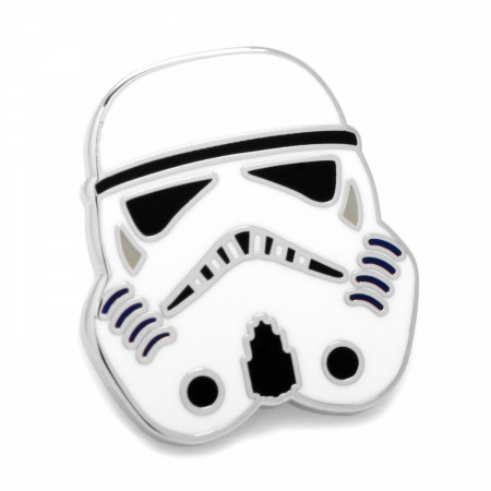 Star Wars Classic Stormtrooper Lapel Pin