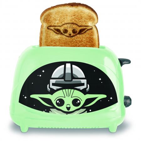 Star Wars The Mandolorian The Child Empire Toaster