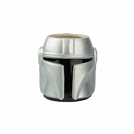 Star Wars The Mandalorian Helmet Sculpted Mug