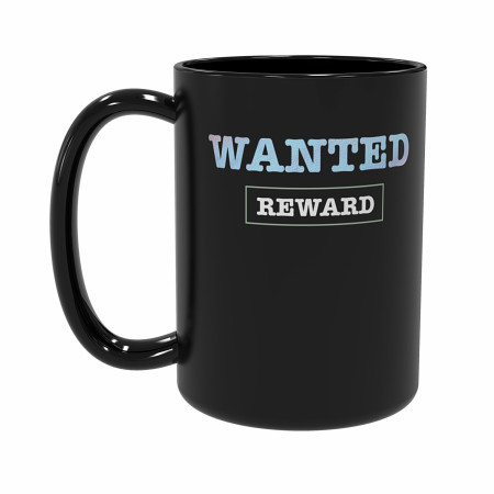 Star Wars The Mandalorian Reward Heat Change Mug