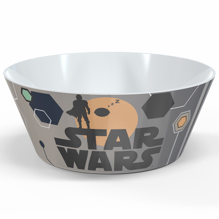 "Star Wars The Mandalorian The Child 6"" Melamine Bowl"