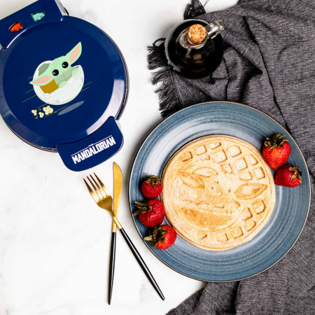 Star Wars The Mandalorian The Child Waffle Maker