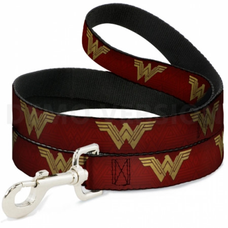 Wonder Woman 4-Foot Dog Leash