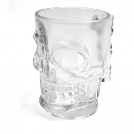 Skull Stein Glass