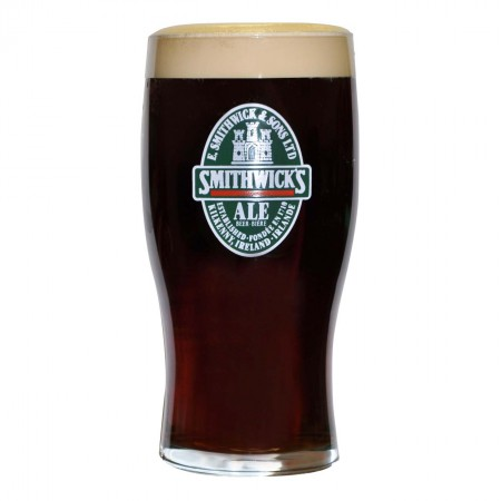 Smithwick's 20 Ounce Pint Glass