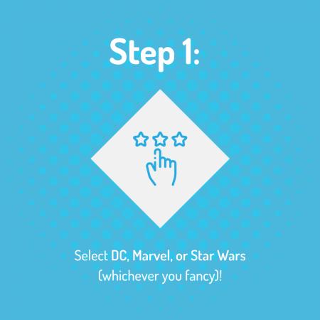 DC Comics Sock Super-Scription