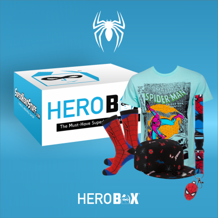 Spider-Man Hero Box