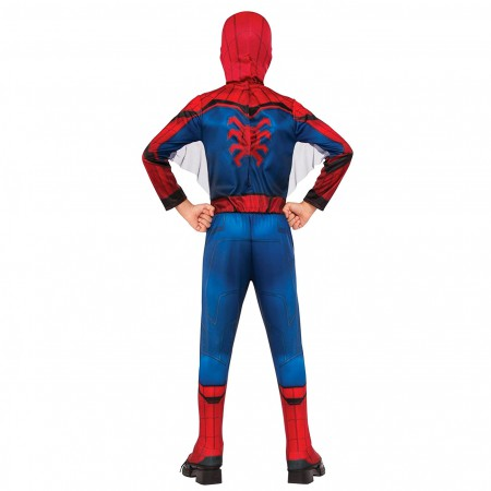 Spider-Man Youth Masked Costume