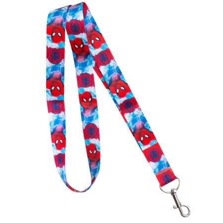 Spider-Man Superhero Lanyard