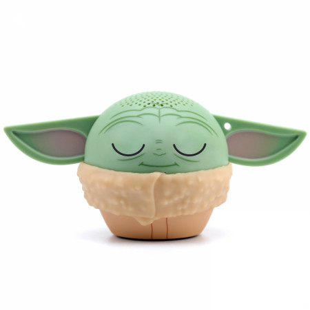 Star Wars The Child Grogu Eyes Shut Bitty Boomers Bluetooth Speaker