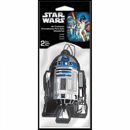 Star Wars R2-D2 Air Freshener 2-Pack