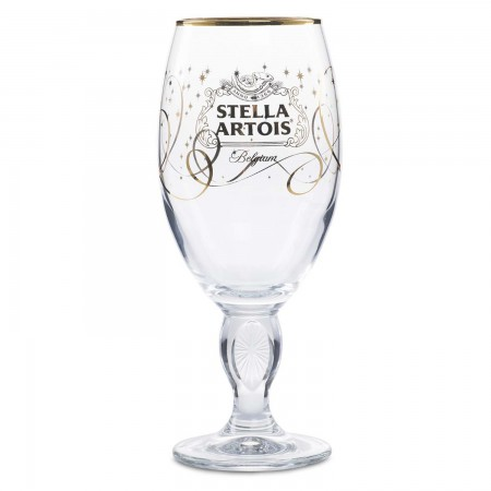 Stella Artois Limited Edition Holiday Chalice