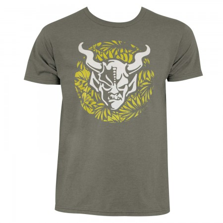 Stone Brewing Co. Men's Green-Grey Tangerine Express T-Shirt