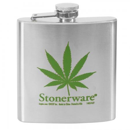 Stonerwear Leaf Flask