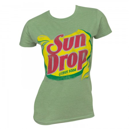 Sun Drop Women's Tee Shirt