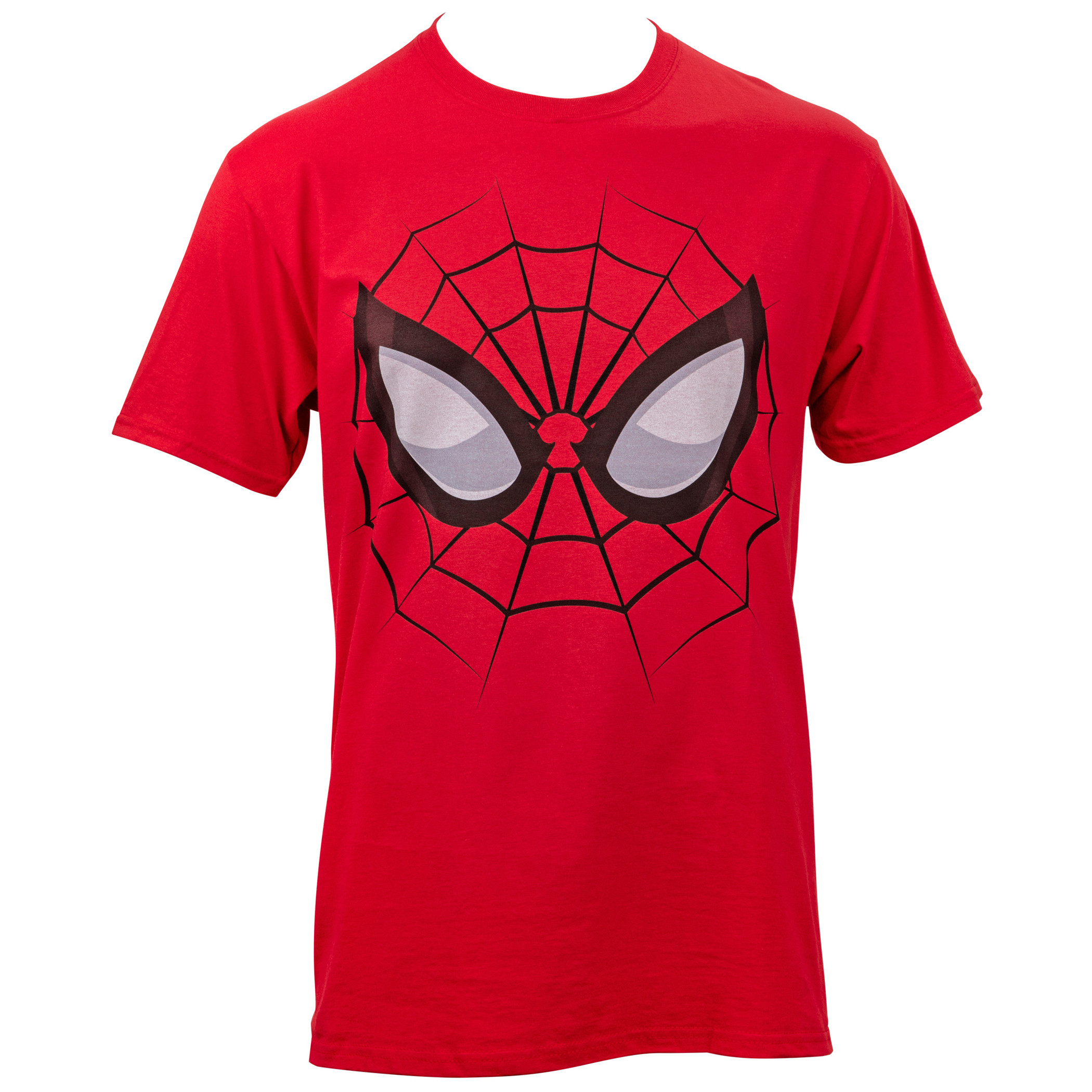 The Amazing Spider-Man Face Men's T-Shirt