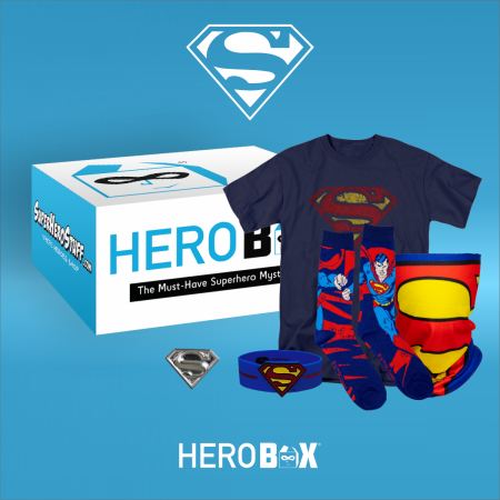 Superman Hero Box