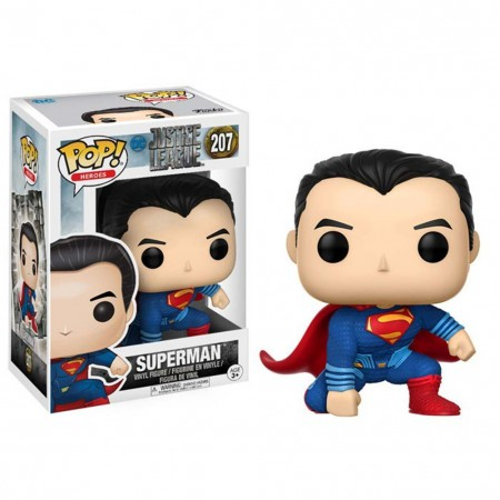 Justice League Funko Pop Superman Vinyl Figure