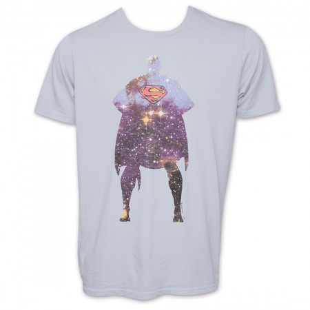 Superman Outer Space Junk Food Brand Shirt