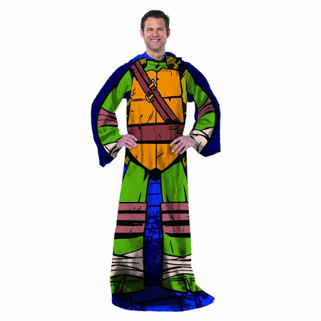 Teenage Mutant Ninja Turtle Adult Leonardo Snuggie