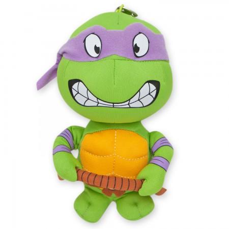 Teenage Mutant Ninja Turtles Plush Donatello Keychain