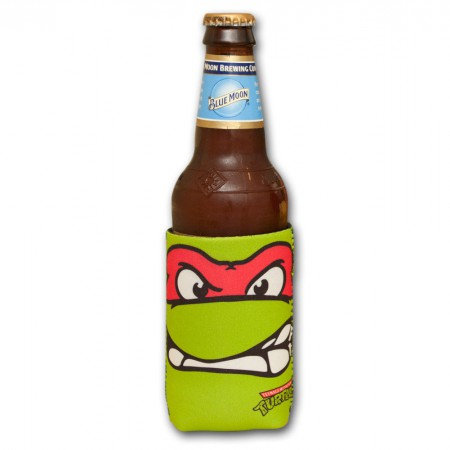 Teenage Mutant Ninja Turtles Raphael Can Bottle Cooler