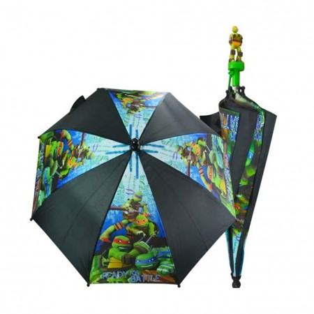 TMNT Comic Pinwheel Umbrella