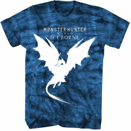 Monster Hunter Dragon Mineral Wash T-Shirt