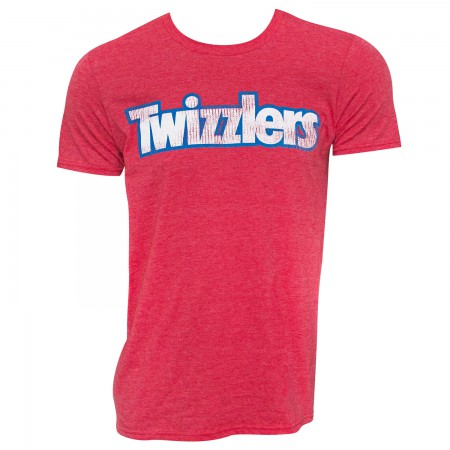 Twizzlers Men's Red T-Shirt