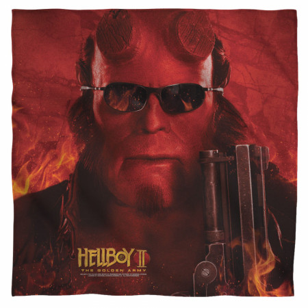 Hellboy The Golden Army Bandana