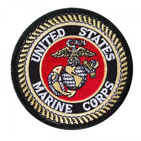 Marines 3 Inch Patch