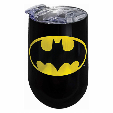 Batman Stainless Steel Wine Tumbler