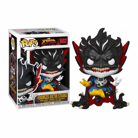 Venom and Doctor Strange Mashup Funko Pop Vinyl Figure
