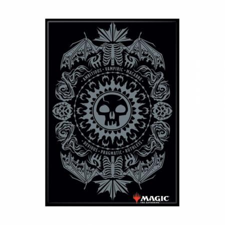 Magic the Gathering Black Mana Symbol Card Magnet