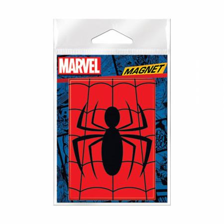 Spider-Man Logo Carded Magnet