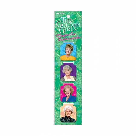 Golden Girls Magnetic Bookmarks