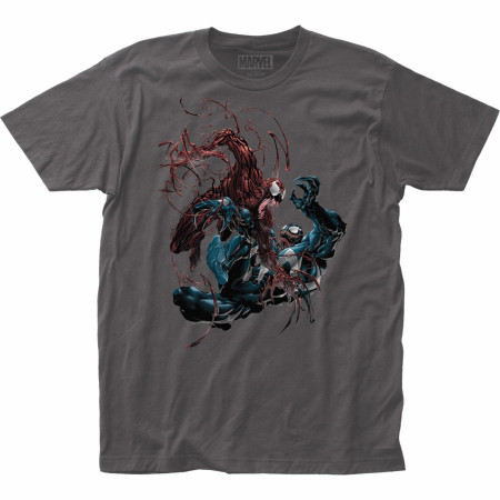 Carnage Versus Venom T-Shirt