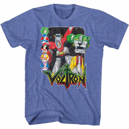 Voltron Come Together T-Shirt