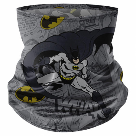 Batman Character and Comics All Over Print Full Face Mask Gaiter
