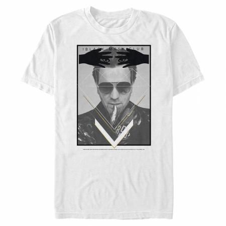 Birds of Prey Mask Club White T-Shirt