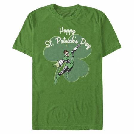 Green Lantern Happy St. Patrick's Day T-Shirt