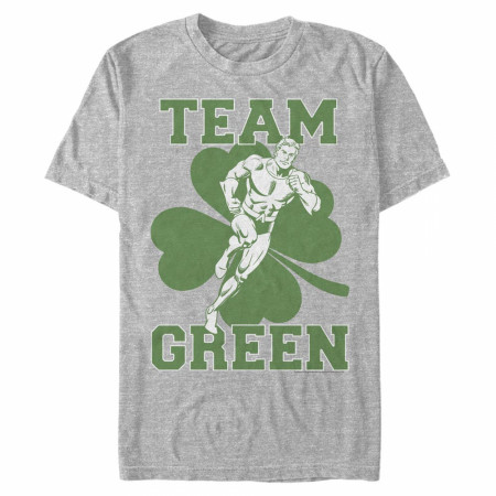 Aquaman Team Green St. Patrick's Day T-Shirt