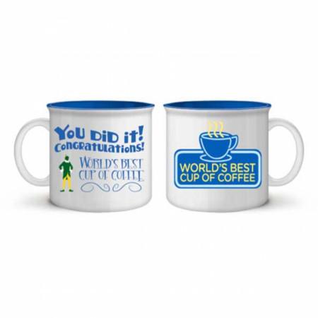 Elf Movie Best Cup Of Coffee Mug